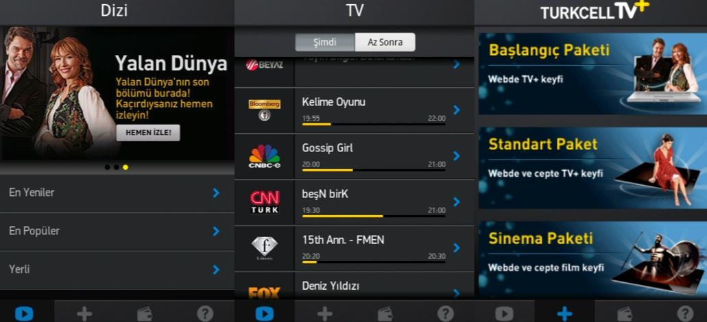 Turkcell TV Nedir?