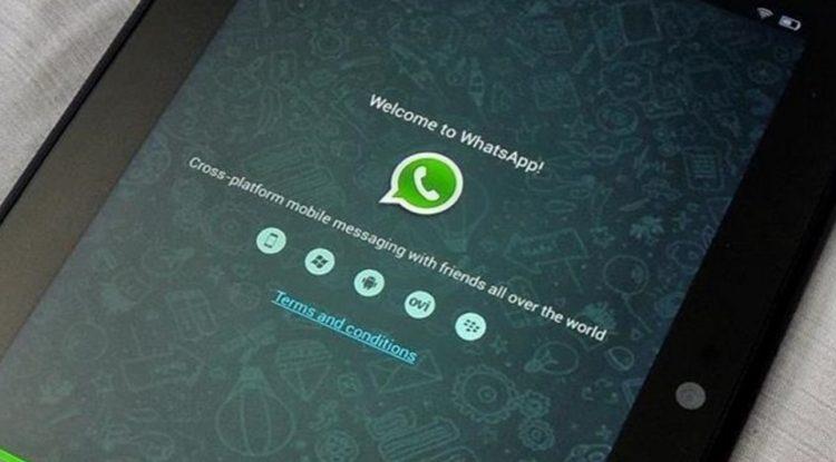 Whatsapp Messenger Tablet Nasıl Kurulur?