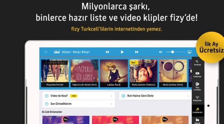 Turkcell Genç Avantaj Fizy Kampanyası