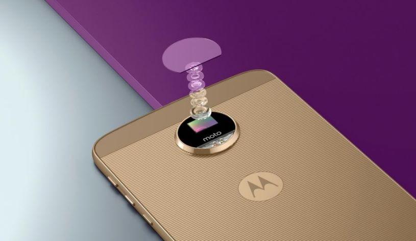 Motorola Moto Z Teknik Özellikleri