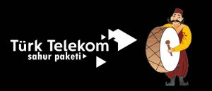 Türk Telekom (Avea) Sahur Paketi