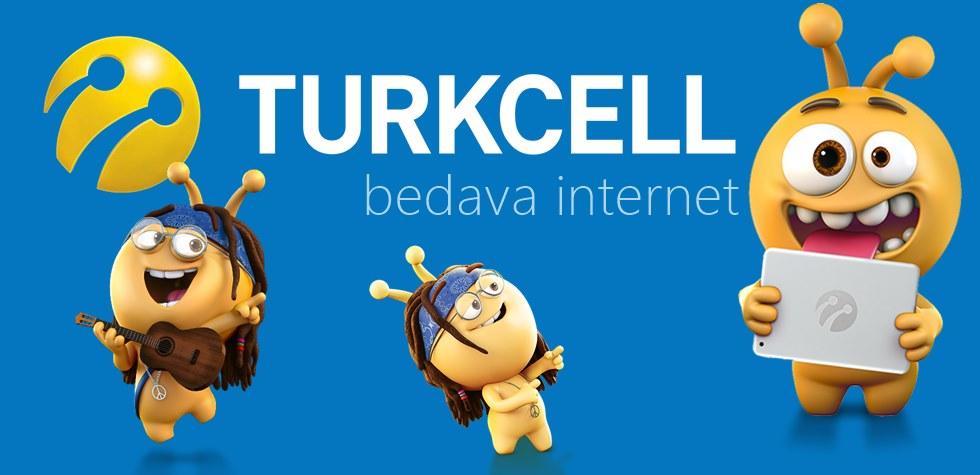 Turkcell Bedava İnternet 2018