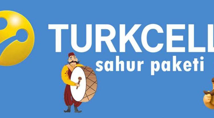 Turkcell Sahur Paketi Nasıl Yapılır?