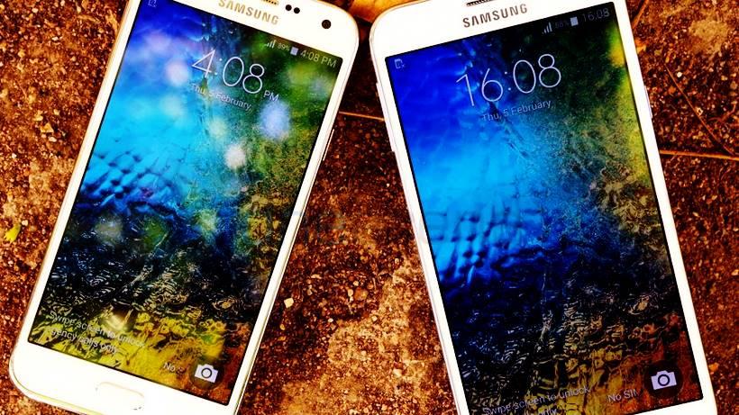 Samsung Galaxy E7 Fiyatı ve Özellikleri
